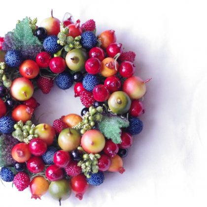 fruitdecowreath